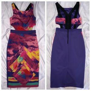 bebe Dresses - BEBE cocktail dress XS